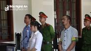 """Xin vợ buôn ma túy lần cuối, """"ông trùm"""" ở Nghệ An nhận án chung thân"""