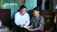 Phó Chủ tịch UBND tỉnh chia sẻ nỗi đau với 5 gia đình có nạn nhân bị tai nạn giao thông