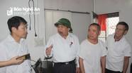 Chủ tịch UBND tỉnh Nguyễn Xuân Đường: Nghệ An yêu cầu di dời gần 16.000 người dân