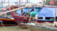 Nghệ An khẩn trương kêu gọi tàu thuyền về tránh bão Mangkhut