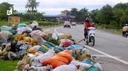 Nghệ An: Nhiều địa phương thiếu kinh phí thu gom rác thải