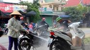 Rửa xe ngày áp Tết đắt khách, tăng giá