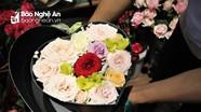 Thị trường Valentine 2019: Hoa tươi đắt khách, tăng giá
