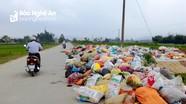 Nghệ An: Mỗi năm thiếu gần 13 tỷ đồng kinh phí xử lý rác