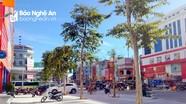 Phố đêm đầu tiên ở Nghệ An dự kiến khai trương vào cuối tháng 9