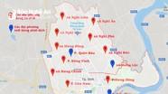 Dịch tả lợn châu Phi tiếp tục bùng phát tại TP. Vinh, TX. Cửa Lò và Nghĩa Đàn