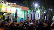 Ngao ngán tình trạng lấn chiếm vỉa hè ngày lẫn đêm tại TP Vinh