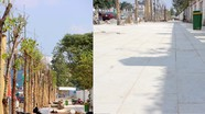 Phố đi bộ thành phố Vinh chưa thể khai trương dịp Tết Dương lịch