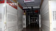 Chợ Vinh đóng cửa 2.500 ki-ốt để phòng, chống dịch bệnh