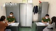 Nghệ An: Xử phạt 7,5 triệu đồng một spa không đóng cửa trong mùa dịch