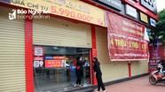 Thị xã Hoàng Mai xử phạt nghiêm 62 trường hợp vi phạm quy định Chỉ thị 16