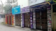 TP Vinh: Kinh doanh ế ẩm, nhiều hàng quán vẫn đóng cửa dù hết lệnh cách ly