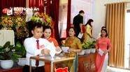 Đại hội Đảng bộ phường Hà Huy Tập (TP Vinh) lần thứ X, nhiệm kỳ 2020 - 2025