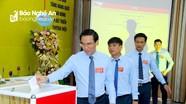 Đại hội Đảng bộ VietinBank chi nhánh Nghệ An nhiệm kỳ 2020-2025