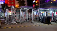 Thành phố Vinh sẽ thu hồi gần 50% gian hàng tại phố đêm Cao Thắng