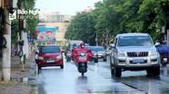 Thành Vinh bất ngờ có mưa sau nhiều ngày nắng nóng gay gắt