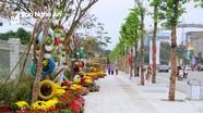 TP.Vinh sẽ xây dựng vườn hoa nghệ thuật và đài phun nước tại phố đi bộ