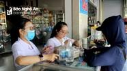 Nghệ An: Khẩu trang y tế nhích giá trước diễn biến liên quan dịch Covid-19