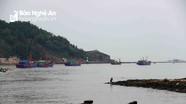 Tàu thuyền Nghệ An nhộn nhịp ra khơi sau bão số 2