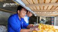 Hàng trăm bạn trẻ Nghệ An được giao lưu, chia sẻ kinh nghiệm về khởi nghiệp