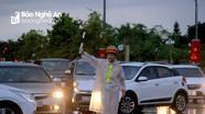 Thành phố Vinh sẽ sử dụng các 'biện pháp mạnh' để chống ùn tắc giao thông dịp Tết