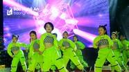 Sôi động đêm nhạc nghệ thuật gây quỹ trồng cây gây rừng tại thành phố Vinh