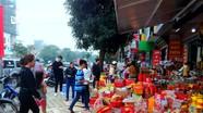 Tràn lan lấn chiếm vỉa hè tại TP. Vinh dịp cuối năm