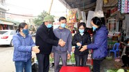 Nghệ An siết chặt các biện pháp phòng dịch Covid-19 tại chợ dân sinh