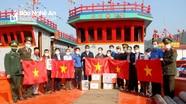 Ngư dân Nghệ An hoãn ra khơi, sẵn sàng cho ngày hội bầu cử