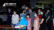 Khẩn trương truy vết các F1, F2 của bệnh nhân Covid-19 ở Diễn Châu