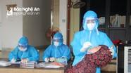 Sáng 11/7, Nghệ An có thêm 1 ca nhiễm mới, là trường hợp F1 được cách ly từ trước