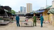 31 bệnh nhân Covid-19 ở Nghệ An liên quan đến chợ đầu mối Vinh