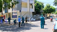 Thành phố Vinh dỡ lệnh cách ly toàn phường Hồng Sơn và Vinh Tân