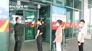 Đề nghị thành lập Tổ kiểm soát phòng, chống dịch Covid-19 tại Cảng hàng không quốc tế Vinh