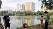Thành phố Vinh xử phạt 7 thanh niên ra hồ đi bộ, hóng mát