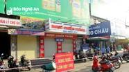 Thành phố Vinh mở lại 5 chợ dân sinh từ ngày mai (4/7)
