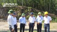 Nghệ An: Nhiều công trình thủy lợi chưa đảm bảo yêu cầu chống lụt, bão