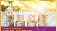 'Nhận ưu đãi - Giành thành công' trong năm 2021 từ BAC A BANK