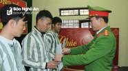 Hơn 1.000 phạm nhân tại Nghệ An được giảm án dịp Quốc khánh