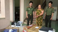 """Chân dung """"bà trùm"""" làm giả con dấu, tài liệu ở Nghệ An"""