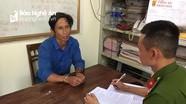Nghệ An: Kẻ trốn nã dùng súng ngắn bắn bị thương 2 trinh sát