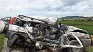 Nguyên nhân ban đầu vụ tai nạn đường sắt khiến 4 người thương vong