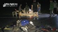 Người đàn ông tử vong trong đêm sau cú va chạm với xe tải