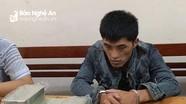 Nghệ An: Bắt đối tượng người Lào vận chuyển 10 bánh heroin, 1kg ma túy đá