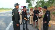 Gần 100 trường hợp vi phạm ATGT bị xử phạt sau 1 tuần ra quân