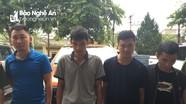 Triệt xóa đường dây cho vay nặng lãi với 40 tiệm cầm đồ ở Nghệ An