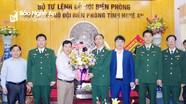 Các cơ quan đơn vị chúc mừng Ngày truyền thống Bộ đội Biên phòng