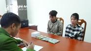 Bắt xe khách từ Đà Nẵng ra Nghệ An mua heroin