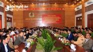 Tiếp tục phối hợp tốt để xây dựng thế trận an ninh nhân dân vững chắc