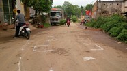 Một học sinh Nghệ An tử vong sau khi xe tải va chạm với xe đạp điện